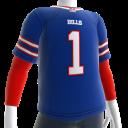 Bills Fan Jersey