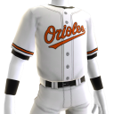 Baltimore Orioles Home Game Jersey