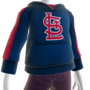 St. Louis Cardinals Hooded Sweatshirt