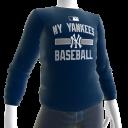 Yankees Longsleeve Tee