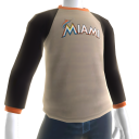 Miami Marlins Long Sleeve T-Shirt