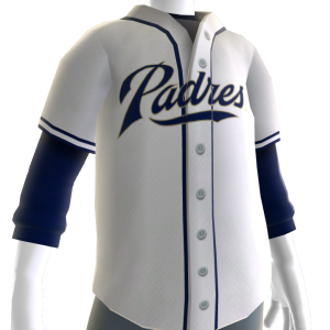 San Diego Padres Home Jersey