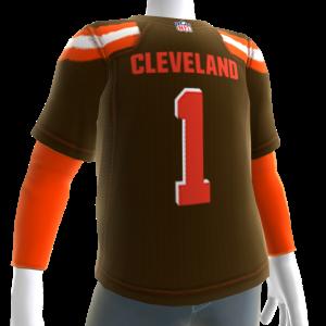 Browns Fan Jersey