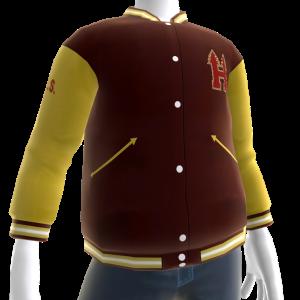 HGHS Letterman Jacket