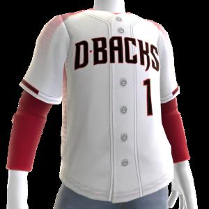 2017 Diamondbacks Home Jersey