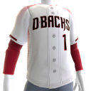 2017 Diamondbacks Home Jersey