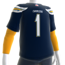 Chargers 2017 Jersey