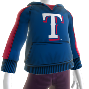 Texas Rangers Hooded Sweatshirt