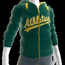 Athletics Zip Hoodie
