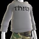 Thief - Grey Hoodie