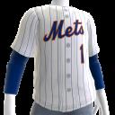 2017 Mets Home Jersey