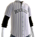 Colorado Rockies Home Jersey