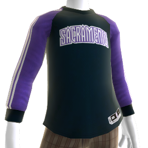 Sacramento Shooting Shirt