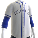 Colorado Rockies Road Jersey