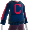 Cleveland Indians Hooded Sweatshirt