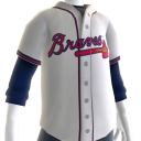 Atlanta Braves Home Jersey