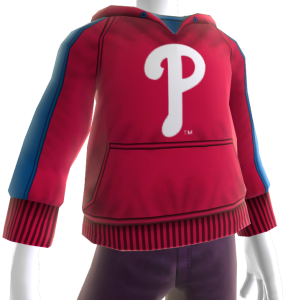 Philadelphia Phillies Hooded Sweatshirt