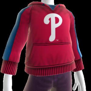 Philadelphia Phillies Hooded Sweatshirt