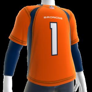 Broncos Fan Jersey