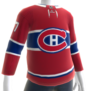 Canadiens 2018 Jersey