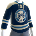 Columbus Blue Jackets Alternate Jersey