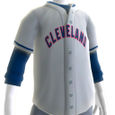 Cleveland Indians Road Jersey