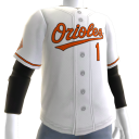 2017 Orioles Home Jersey