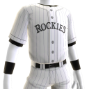 Colorado Rockies Home Game Jersey