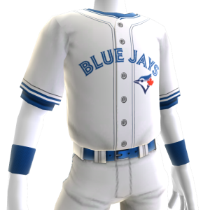 Toronto Blue Jays Home Game Jersey
