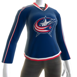Columbus Bluejackets Jersey 