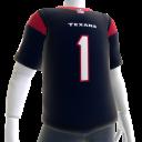 Texans 2017 Jersey