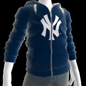 Yankees Zip Hoodie