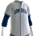 San Diego Padres Road Jersey
