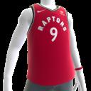 2018 Raptors Ibaka Jersey