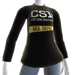CSI Long Sleeve Tee