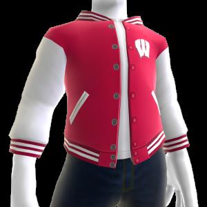 Wisconsin Varsity Jacket