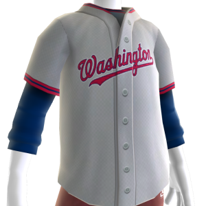 Washington Nationals Road Jersey