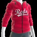 Reds Zip Hoodie
