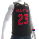 All-Star Game West Davis Jersey