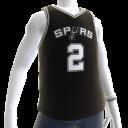 Spurs Leonard Jersey