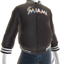 Miami Marlins Manager&#39;s Jacket 