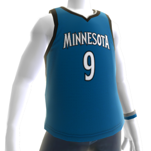 Timberwolves Rubio Jersey