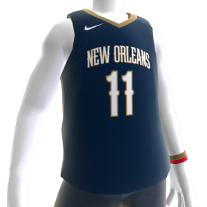 2018 Pelicans Holiday Jersey