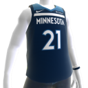2018 Timberwolves Butler Jersey