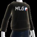 MLG Logo Male Hoodie