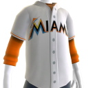 Miami Marlins Home Jersey