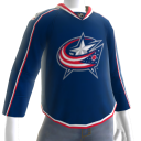 Blue Jackets 2016 Home Jersey