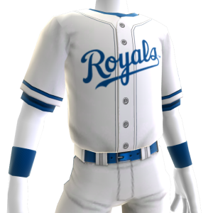 Kansas City Royals Home Game Jersey