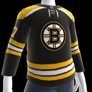 Bruins 2018 Jersey