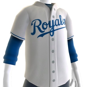Kansas City Royals Home Jersey